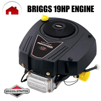 Genuine Briggs & Stratton 19HP OHV Pro-Series Ride On Lawn Mower Engine