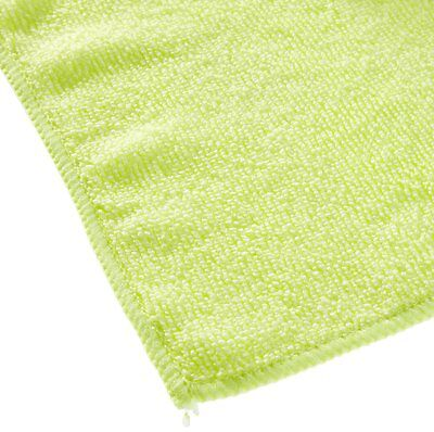 10 x Excel Microfibre Cleaning Cloths Polishing Washing Waxing Dusting Kitchen