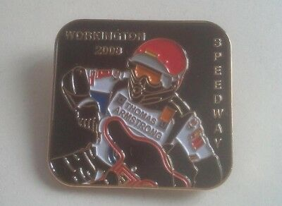 Workington Comets 2008 Speedway Badge