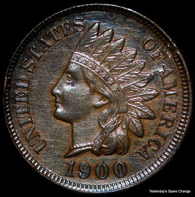 1900 Indian Head Small Cent!!