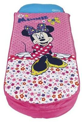 disney minnie mouse ready bed (new)