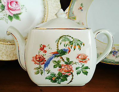 Vintage Empire Ware Staffordshire England Ivory Glaze Teapot C1928-1939