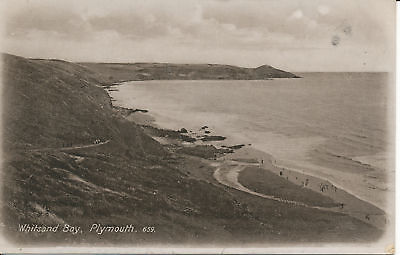 PC24309 Whitsand Bay. Plymouth. J. Welch. No 659
