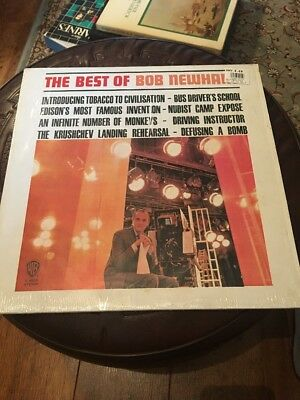 Bob Newhart - The Best Of Lp
