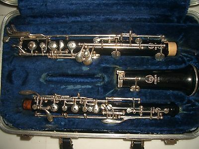 Linton I Student Oboe  HR227265  With Low Bb Ready to play