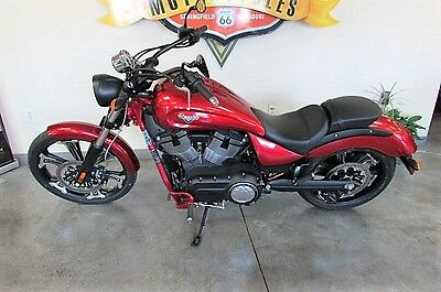 2016 Victory Vegas  2016 Victory Vegas with only 517 miles