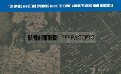 Band of Brothers & The Pacific Blu-Ray Disc 13 Disc Set Special Edition SEALED