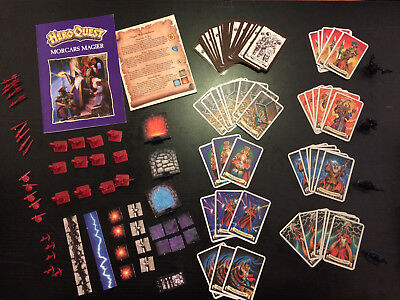 Wizards of Morcar, Complete HeroQuest pack GERMAN - Morcars Magier