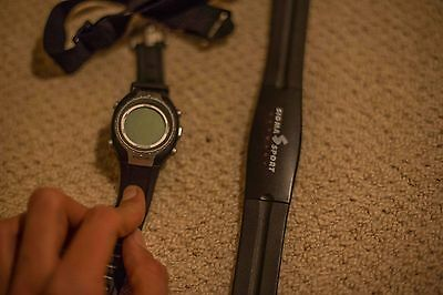 SIGMA PC15 Heart Rate Monitor Watch with chest strap