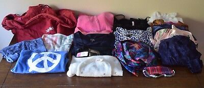 Clothing Lot Robes Sweaters Pjs Victoria Secret PINK Natori Olga Wholesale 19 Pc