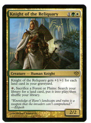 Knight of the Reliquary x 1 CONFLUX (EX) MTG
