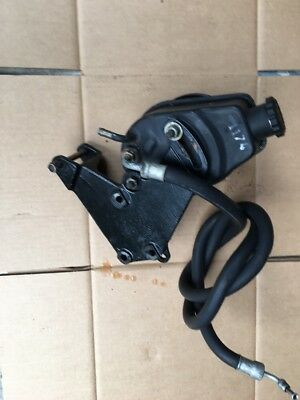 Mercruiser 350 5.7 Power Steering Pump And 87115 Bracket