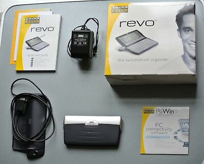 Psion Revo PDA 8MB with box and accessories