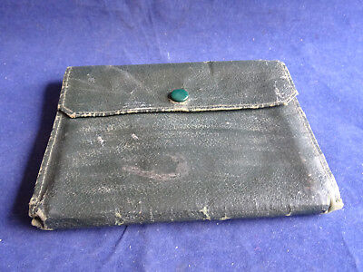 A Vintage Hardy Fly/cast Fishing Wallet