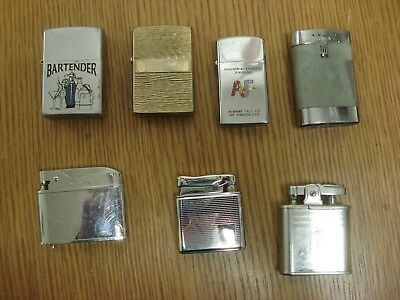 Vintage 1950's RONSON WHIRLWIND Windproof Lighter Engraved HANK Canada