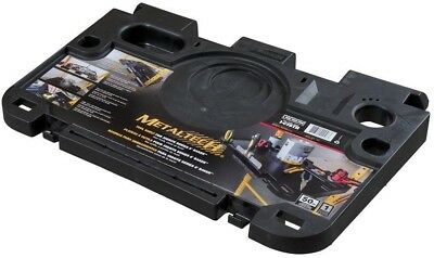MetalTech Tool Construction Project Tray Heavy Duty Durable 50 LBS Load Capacity