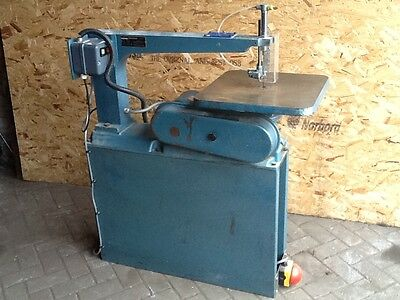 MEDDINGS FRET SAW    ideal hobbies   or commercial work