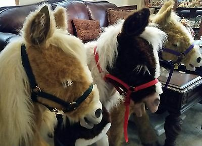 Accessories Furreal Halter Carrot Brush Manual Butterscotch Horse Smores Pony