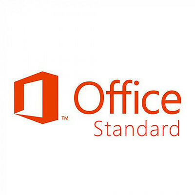 OFFICE 2016 STANDARD-3PC's - LICENCIA ORIGINAL-ESPAÑOL- SPANISH ONLY