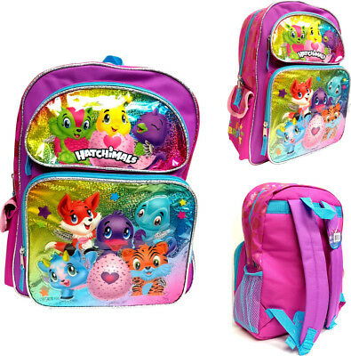 """My Little Pony Friendships Is Magic 16"""" Large School Backpack Girl's Book Bag"""