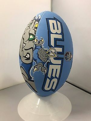 Steeden Nsw State Of Origin Rugby League Ball Size 4