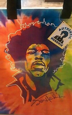 Jimi Hendrix bag NWT licensed tye dye purse free us shipping