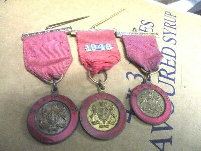 Royal Agricultural Society of NSW --MEDALS