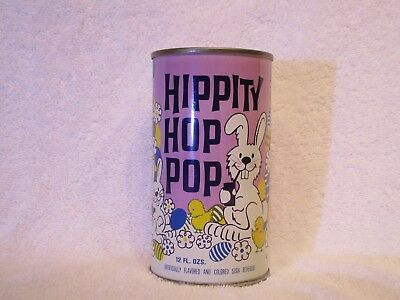 Hippity Hop Pop Flat Top Soda Can