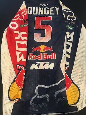 Ryan Dungey Autographed Jersey/ Pants