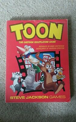 Toon Role Playing Game revised edition