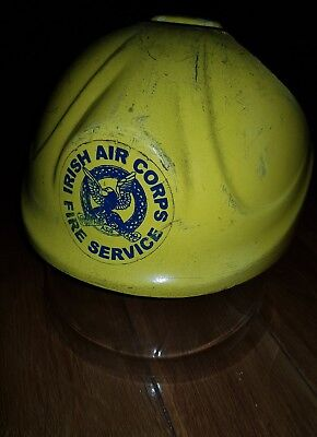 irish defence forces air corps fire helmet
