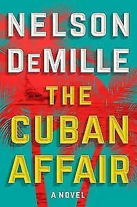 PDF Version of The Cuban Affair by Nelson DeMille (2017)