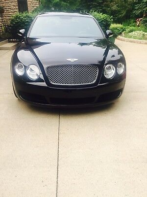 2006 Bentley Continental Flying Spur  NO RESERVE ***NO RESERVE