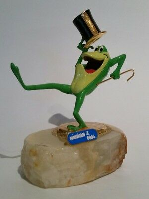 Limited Edition ~ MICHIGAN J FROG Figurine RON LEE ~ WB Warner Brothers 1994