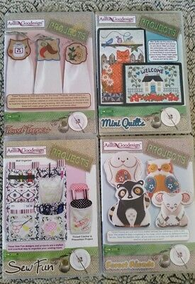 anita goodesign embroidery discs projects full collections ×4