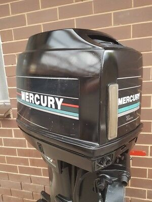 Mercury Mariner 40hp Oil Injected Outboard Engine