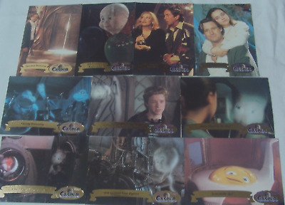 1994 Casper Cards By Universal Studios Card Lot - 15 Cards
