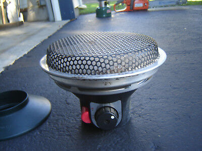 Coleman Propane Catalytic Heater Electronic Ignition Ice Fishing Hunting Camping
