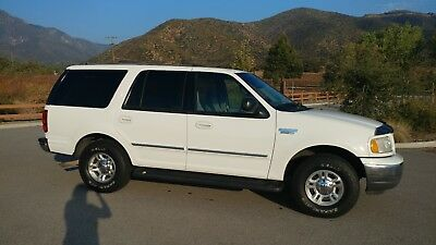 2002 Ford Expedition XLT Very Clean RUSTFREE XLT! Garage kept California SUV!