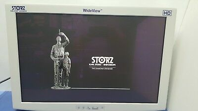 """Karl Storz SC-WU26-A1511 HD WideView 26"""" Monitor with Power Adapter."""