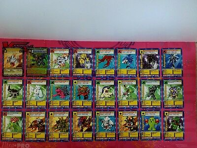 Digimon Card Lot cotains 1st editions! 126 cards