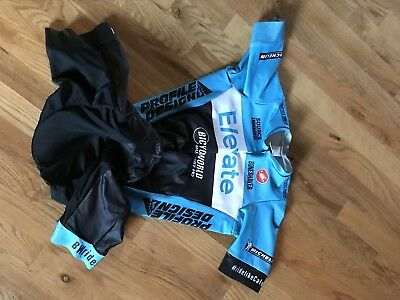 Elevate Pro San Remo Speed Suit Castelli mens small