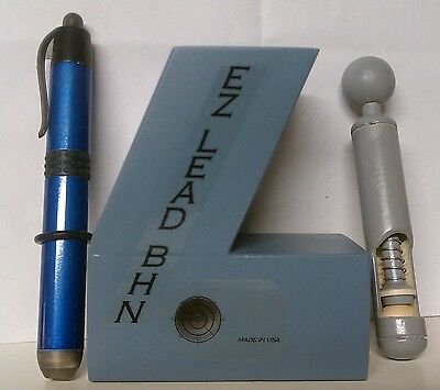EZ LEAD BHN  for Lee Lead Hardness Test Kit  EASY ACCURATE LEAD HARDNESS TESTING