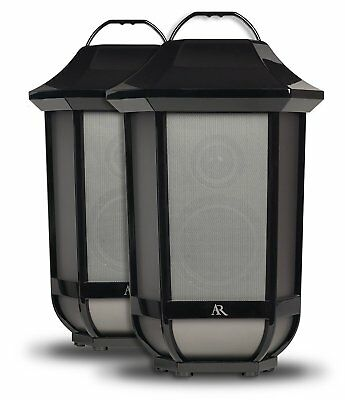 NEW Acoustic Research Glendale Portable Wireless Bluetooth Speakers (2 Speakers)