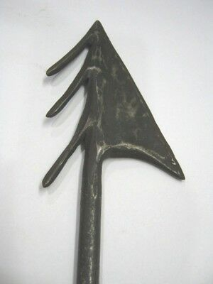 Antique Whale Harpoon Hand Made . 23.25 Inch .  # 140