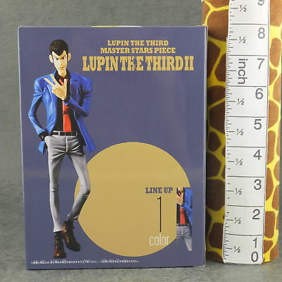 #R179 PRIZE Anime Character figure Lupin The 3rd Unopened