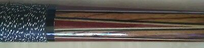 Wise Cincinnati custom made 5 point pool cue 1 of l,12.5 mm 19.5 oz never played