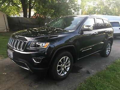 2015 Jeep Grand Cherokee Limited 2015 Jeep Grand Cherokee Limited