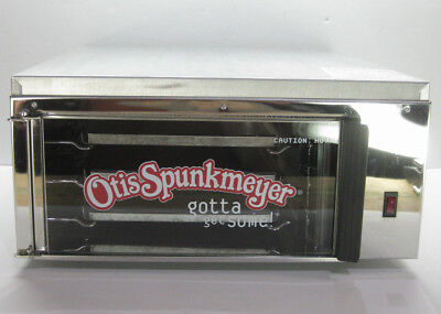 EXCELLENT! Otis Spunkmeyer OS-1 Commercial Convection Cookie Oven With 3 Trays