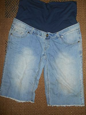 Maternity Shorts size 14 excellent condition